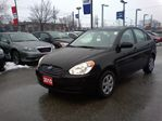 2010 Hyundai Accent GL Sedan in Mississauga, Ontario
