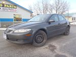 2004 Mazda MAZDA6 i certified and e-tested 5 speed in Madoc, Ontario