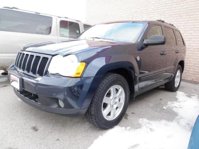 2008 jeep grand cherokee laredo 3 0l diesel milton ontario used car. Cars Review. Best American Auto & Cars Review