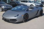 2010 Lamborghini Gallardo spyder, clean carproof, orange calipers in Toronto, Ontario