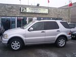 2000 Mercedes-Benz M-Class ML430 in Calgary, Alberta
