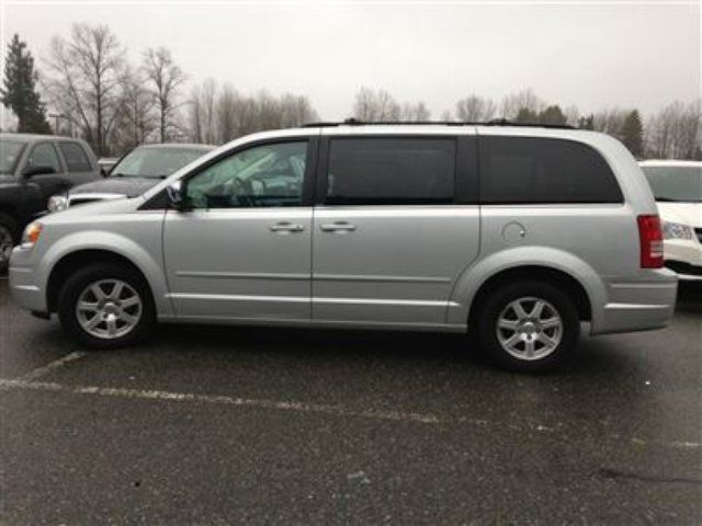 2008 chrysler town and country touring coquitlam british columbia. Cars Review. Best American Auto & Cars Review
