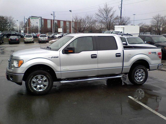 2012 ford f 150 xlt xtr pkg ecoboost oakville ontario used car for sale. Black Bedroom Furniture Sets. Home Design Ideas
