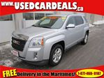 2010 GMC Terrain Sle Back Up Camera Fully Equipped Alloys in Saint John, New Brunswick