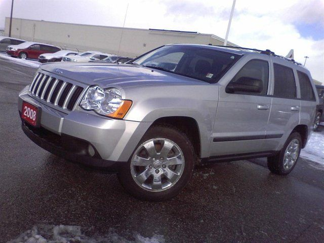 2008 jeep grand cherokee laredo sport utility cambridge ontario. Cars Review. Best American Auto & Cars Review