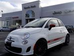 2013 Fiat 500 NEW Abarth!!!PREM STITCHED SEATS, TURBO CHARGED! in Thornhill, Ontario