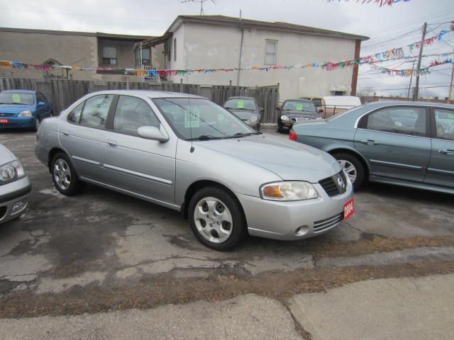2004 Nissan Sentra 1.8S in Mississauga, Ontario