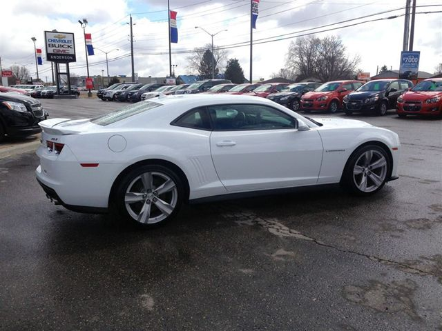 2012 Chevrolet Camaro Zl1 Woodstock Ontario Used Car