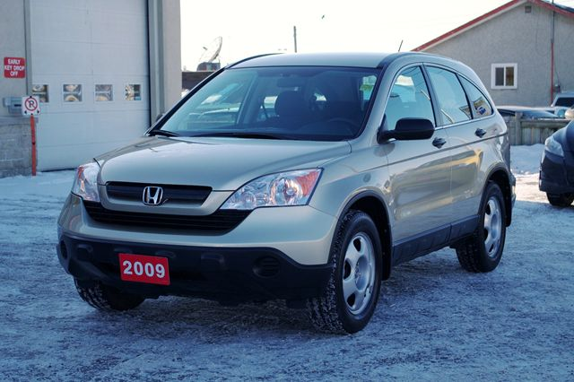 2009 honda cr v lx ottawa ontario used car for sale