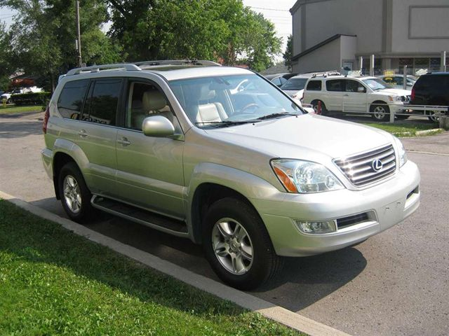 2005 lexus gx 470 scarborough ontario used car for sale. Black Bedroom Furniture Sets. Home Design Ideas
