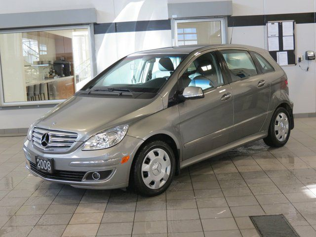 2008 mercedes benz b class b200 kelowna british columbia used car for sale. Black Bedroom Furniture Sets. Home Design Ideas