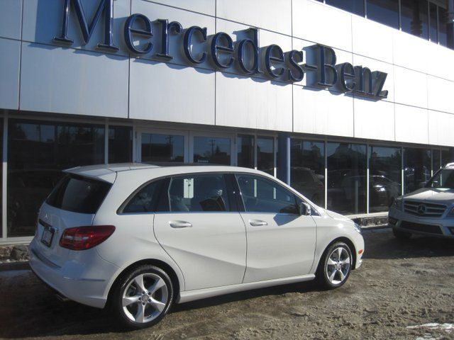 New and used mercedes benz b class cars for sale for Weber motors mercedes benz edmonton