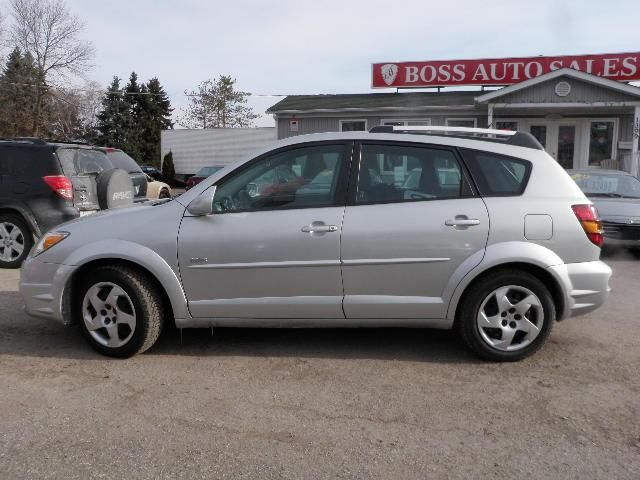 new and used pontiac vibe cars for sale in ontario. Black Bedroom Furniture Sets. Home Design Ideas