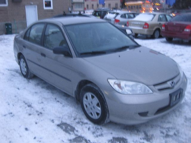 2005 Honda Civic SE 117k,well maintd.ac,fnc.avlb,no crdt,no prbl. in Ottawa, Ontario