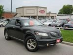 2007 Infiniti FX35 AWD LEATHER ROOF NO ACCIDENT in Scarborough, Ontario
