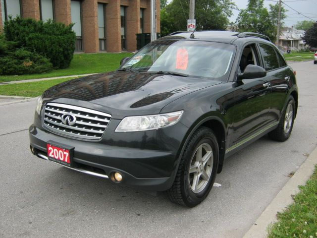 2007 infiniti fx35 awd leather roof no accident. Black Bedroom Furniture Sets. Home Design Ideas
