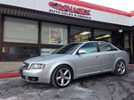2004 Audi S4 . AWD . LEATHER . SUNROOF . TINTS . LOADED in Kitchener, Ontario