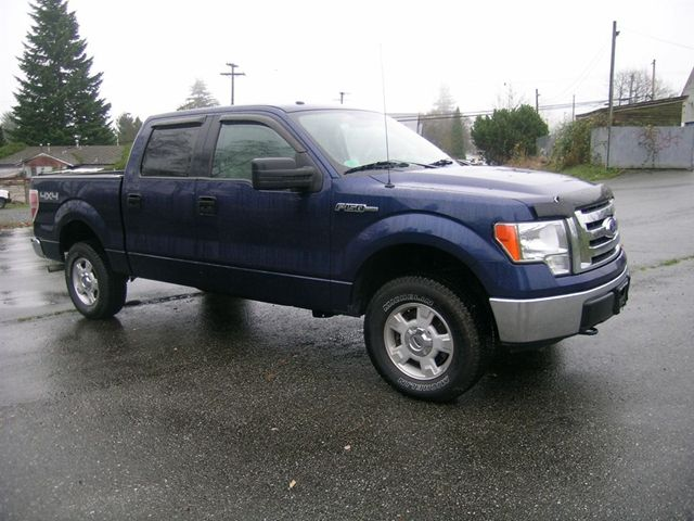 2010 ford f 150 xlt crew cab 4x4 surrey british columbia used car for sale. Black Bedroom Furniture Sets. Home Design Ideas
