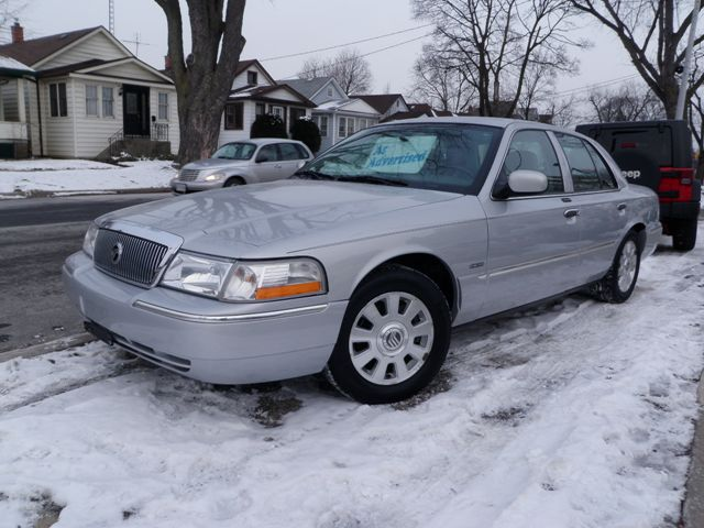 2003 mercury grand marquis ls ultimate st catharines ontario used car for sale. Black Bedroom Furniture Sets. Home Design Ideas