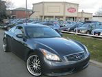 2008 Infiniti G37 SPORT NAVIGATION SUPER CONDITION in Scarborough, Ontario