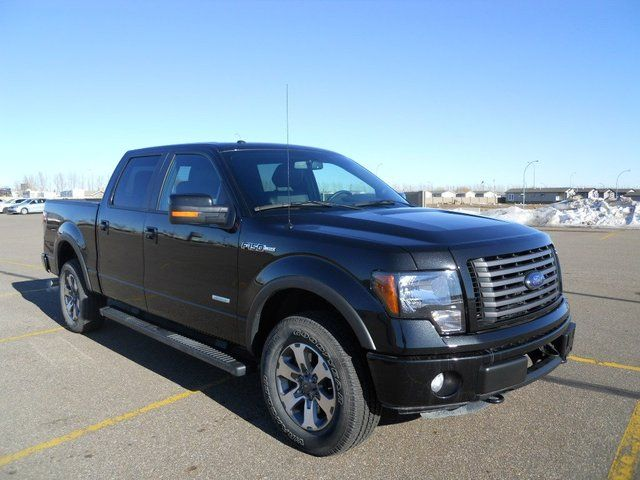 2012 ford f 150 fx4 4x4 supercrew ecoboost medicine hat alberta used car for sale. Black Bedroom Furniture Sets. Home Design Ideas