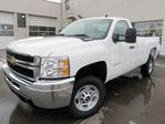 2013 Chevrolet Silverado 2500  WT 6.0LV8 REG CAB 4WD in Caledonia, Ontario