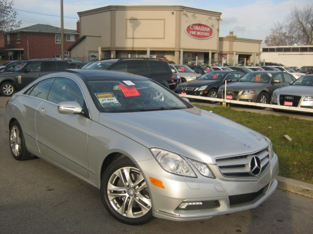 2010 mercedes benz e class e350 coupe no accident canadian for Mercedes benz scarborough
