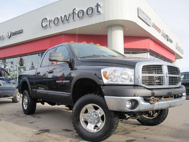 2008 dodge ram 2500 power wagon 4x4 calgary alberta used car for sale. Cars Review. Best American Auto & Cars Review