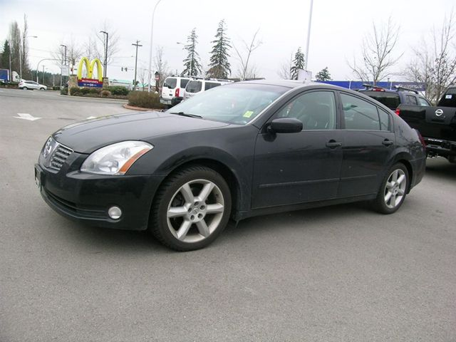 2004 nissan maxima 3 5 se surrey british columbia used. Black Bedroom Furniture Sets. Home Design Ideas