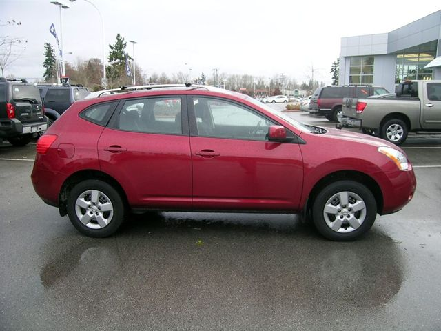 2008 nissan rogue s awd surrey british columbia used. Black Bedroom Furniture Sets. Home Design Ideas