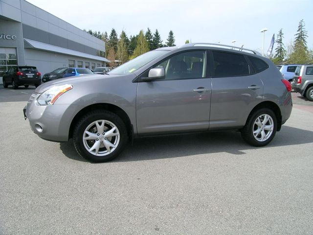 2008 nissan rogue sl surrey british columbia used car. Black Bedroom Furniture Sets. Home Design Ideas