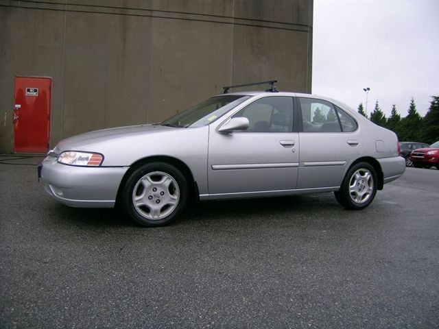 2001 Nissan Altima Wheel Specs