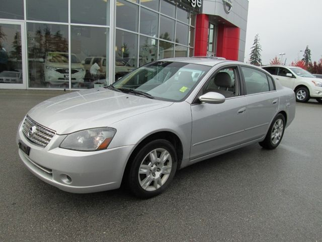2006 nissan altima 2 5s surrey british columbia used car for sale. Black Bedroom Furniture Sets. Home Design Ideas