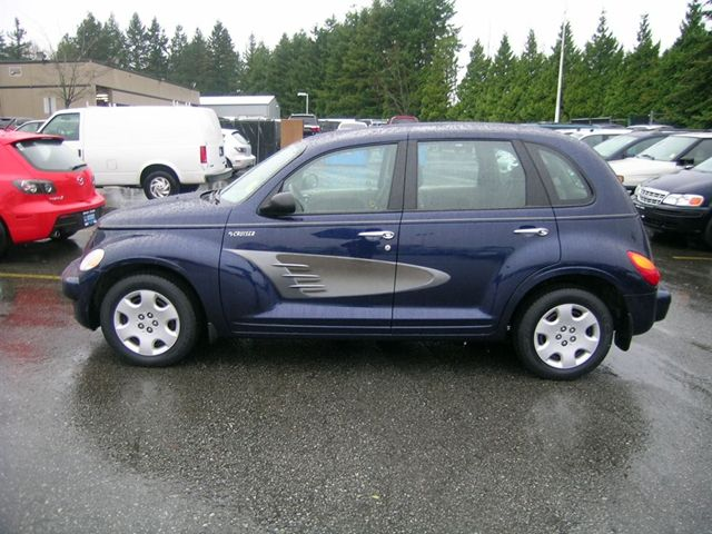 new and used chrysler pt cruiser cars for sale in surrey. Black Bedroom Furniture Sets. Home Design Ideas