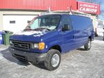 2006 Ford E-250 Commercial/AC/Volant Ajust. in Mirabel, Quebec
