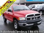 2004 Dodge RAM 1500 Quad Cab 4X4 ST in Langley, British Columbia