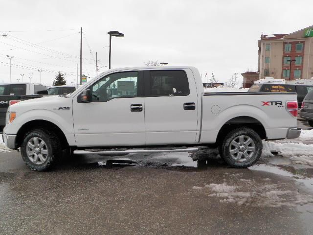 2013 ford f 150 xlt xtr 4x4 barrie ontario used car for sale. Black Bedroom Furniture Sets. Home Design Ideas