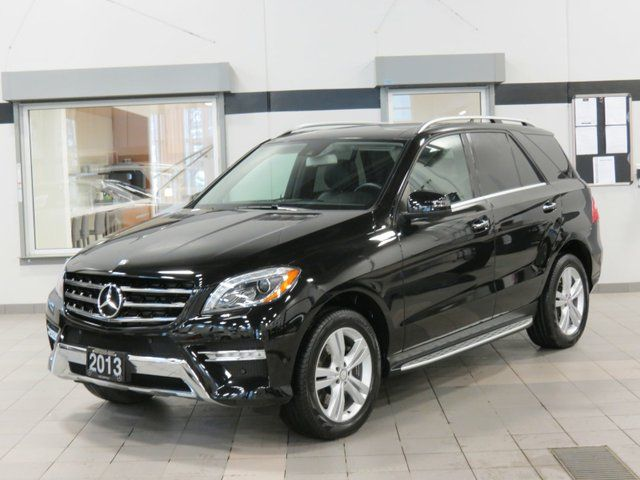 2013 mercedes benz m class ml350 bluetec 4matic kelowna for 2013 mercedes benz ml 350