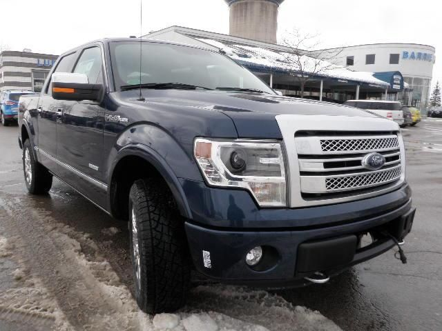 2013 ford f 150 platinum barrie ontario used car for sale. Black Bedroom Furniture Sets. Home Design Ideas