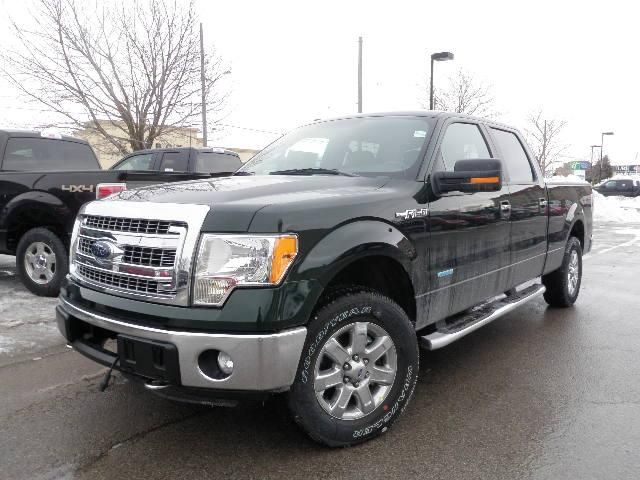 2013 ford f 150 xlt xtr 4x4 ecoboost barrie ontario used car for sale. Black Bedroom Furniture Sets. Home Design Ideas