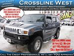 2005 HUMMER H2 LIFTED / LOADED / Heated Leather / Touch Screen / in Edmonton, Alberta