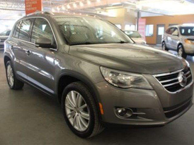 2009 Volkswagen Tiguan 2.0 TSI 4WD AUTO - Laval, Quebec Used Car For ...