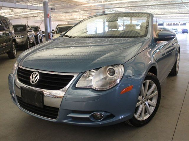 2009 Volkswagen Eos 2.0 TSI MSQ - Laval, Quebec Used Car For Sale