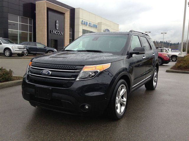 2013 ford explorer limited north vancouver british columbia used. Cars Review. Best American Auto & Cars Review