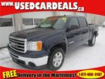 2012 GMC Sierra 1500 Z-71 Sle 4x4 5.3L Crew Alloys in Saint John, New Brunswick