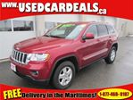 2012 Jeep Grand Cherokee Laredo 4x4 V6 All Equipped Alloys in Saint John, New Brunswick