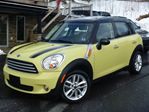 2011 MINI Cooper Countryman Tech Pkg, Comfort Pkg, Convenience Pkg in Halifax, Nova Scotia