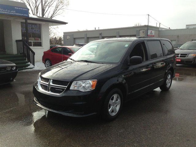 2012 Dodge Grand Caravan SXT PLUS in Mississauga, Ontario