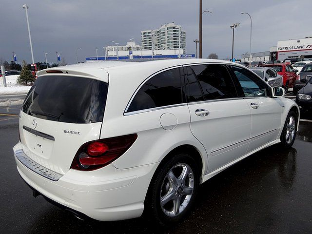 2009 mercedes benz r class r320 bluetec 4matic loaded nav for 2009 mercedes benz r350 4matic
