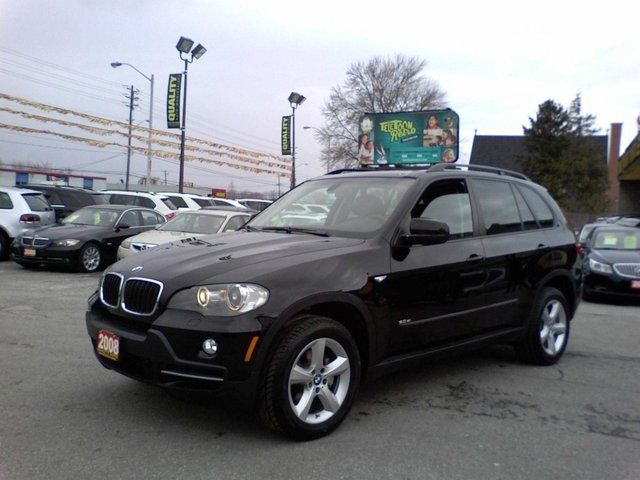2008 bmw x5 scarborough ontario used car for sale. Black Bedroom Furniture Sets. Home Design Ideas